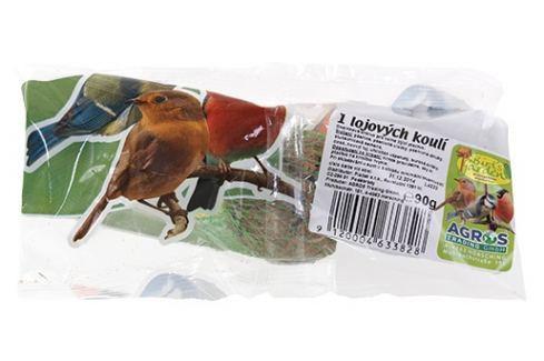 Koule AGROS lojová 90g Potřeby pro venkovní ptáky