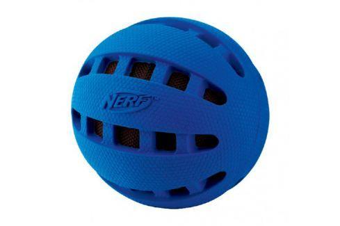 Hračka NERF míček pískací+šusticí 6.4cm Míčky