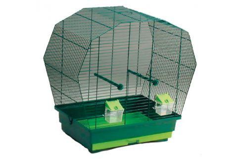 Klec BIRD JEWEL K6 tmavě zelená Klece a voliéry
