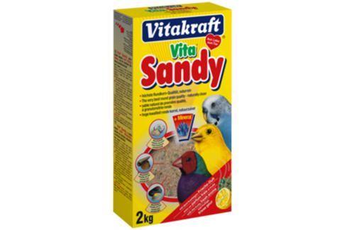VITAKRAFT Bio Sand 2kg Krmivo a vitamíny pro ptáky