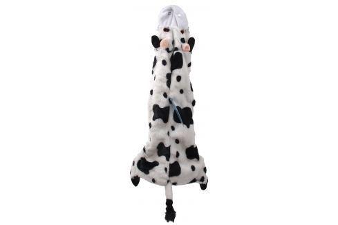 Hračka Dog Fantasy Skinneeez návlek na láhev kráva 60cm Hračky