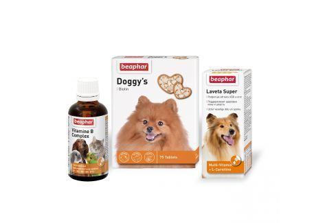 Balíček vitaminový pro psy Výhodná balení