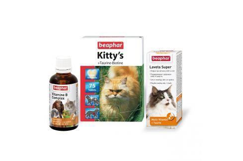 Balíček vitaminový pro kočky Výhodná balení