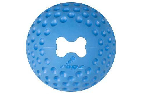 Hračka ROGZ míček Gumz modrý M Míčky