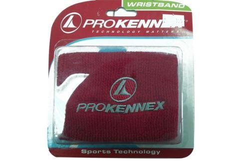 Potítka ProKennex Wristband XL Red 2 ks Doplňky pro hráče