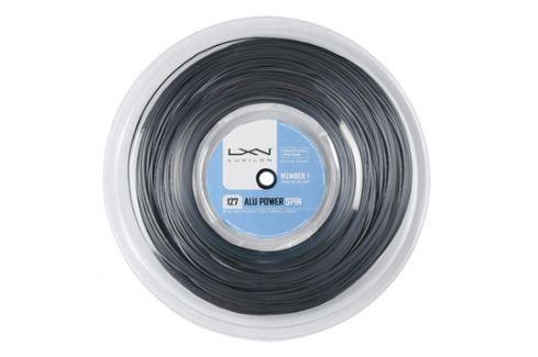 Tenisový výplet Luxilon Alu Power Spin 1.27mm (220m) Tenisové výplety