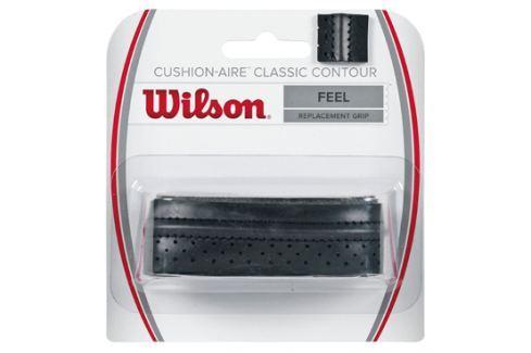 Základní omotávka Wilson Classic Contour Black (1 ks) Tenisové gripy