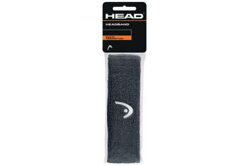 Čelenka Head Headband Anthracite Doplňky pro hráče