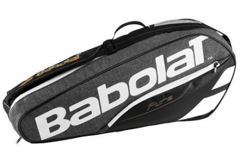 Taška na rakety Babolat Pure Line  X3 Grey Tenisové tašky