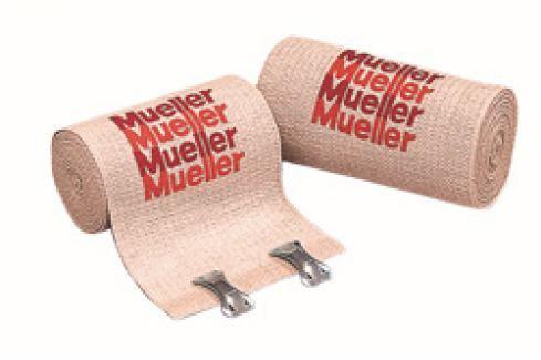 Obvaz Mueller Elastic Bandage 10,1 cm x 4,5 m Ortézy a bandáže
