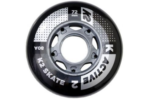 Inline kolečka K2 72 mm 4 ks Sady 4 ks koleček