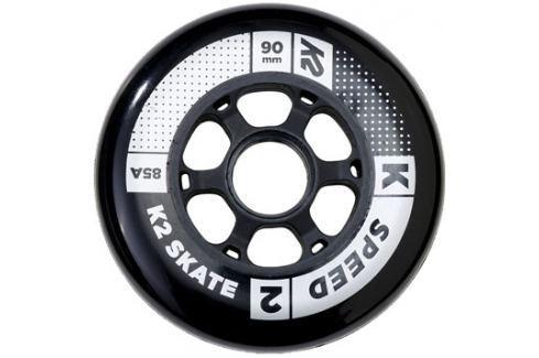 Inline kolečka K2 90 mm 4 ks Sady 4 ks koleček