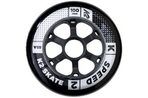 Inline kolečka K2 100 mm 4 ks Sady 4 ks koleček
