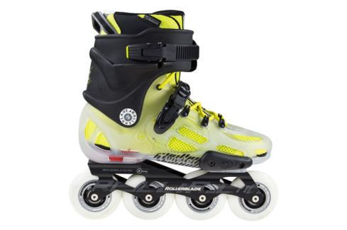Inline brusle Rollerblade Twister X Kolečkové brusle