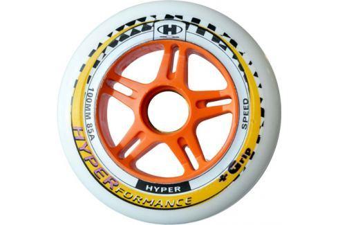 Inline kolečka Hyper Hyperformance+G 100 mm 8 ks Sady 8 ks koleček