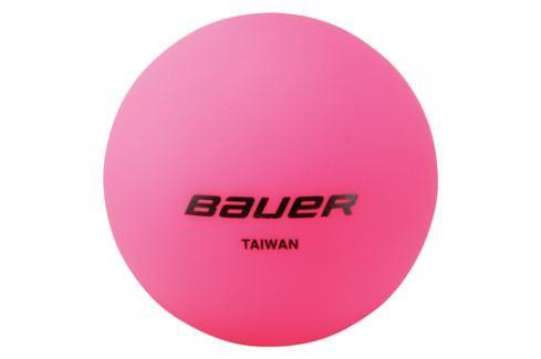 Hokejbalový míček Bauer Cool Pink - 36 ks Doplňky hokejové výstroje