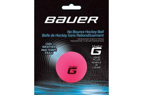 Míček BAUER Hydro G Cool Pink Doplňky hokejové výstroje
