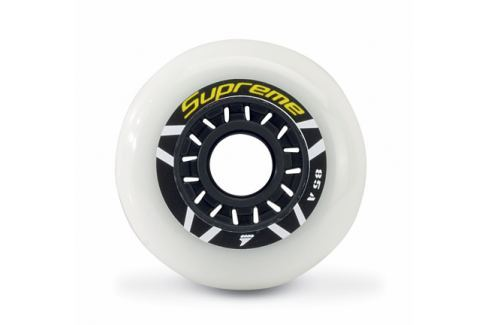 Inline kolečka Rollerblade Supreme Urban 80 mm 85A 8 ks Sady 8 ks koleček