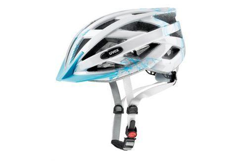 Cyklistická helma Uvex Air Wing světle modrá Helmy a přilby na in-line