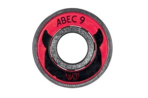 Ložiska Powerslide WCD ABEC 9 Freespin tuba 16 ks Ložiska