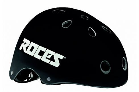 Inline helma Roces Aggressive Helmet Black Helmy a přilby na in-line