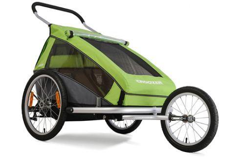 CROOZER KID FOR 2 Sedačky a vozíky