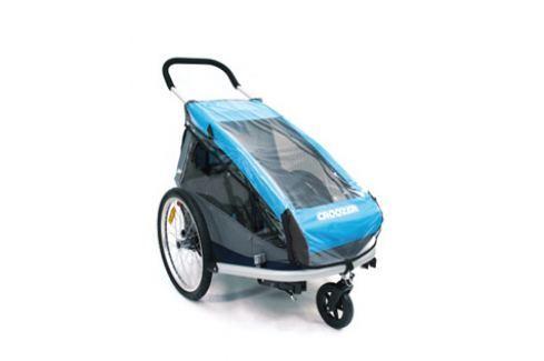 Croozer pláštěnka Kid 1  Sedačky a vozíky