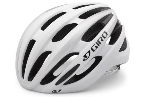 GIRO Foray matt white/silver 2016 Silniční helmy