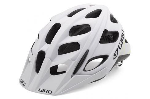 GIRO HEX BÍLÁ 2017 Cyklistické helmy