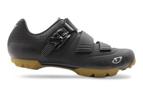 GIRO PRIVATEER HV black-gum Cyklistické tretry