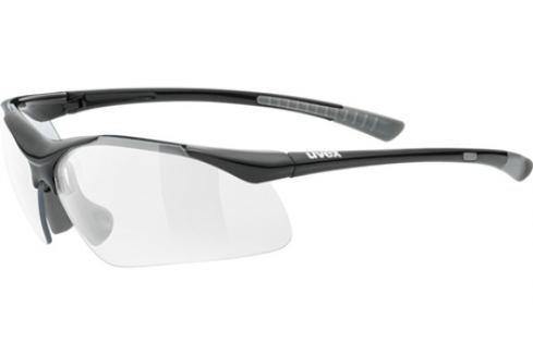 Cyklistické brýle Uvex Sportstyle 223 černo-šedé  Cyklistické brýle