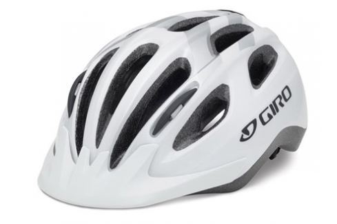 Cyklistická helma GIRO Skyline II bílá-stříbrná Cyklistické helmy