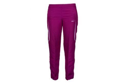 Dámské tepláky Tecnifibre Lady Active Pants Prune Dámské oblečení