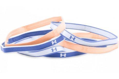 Čelenka Under Armour Mini Headband 6ks Dámské oblečení