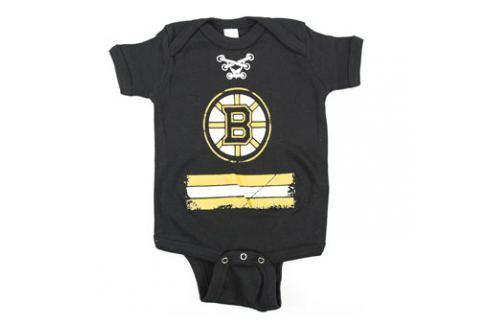 Dětské body Old Time Hockey NHL Boston Bruins Dětské oblečení