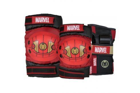 Inline chrániče Powerslide Marvel Iron Man Chrániče na in-line