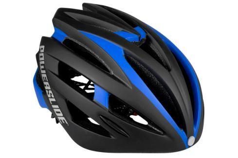 Helma Powerslide Race Attack Black/Blue Helmy a přilby na in-line