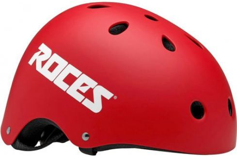 Inline helma Roces Aggressive Helmet Red Helmy a přilby na in-line
