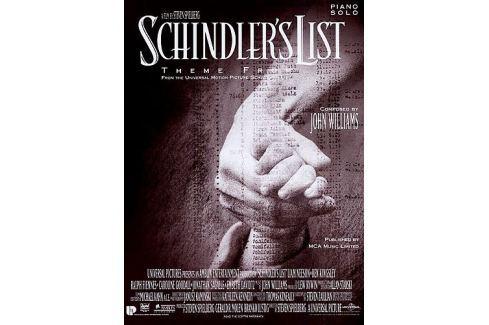 MS Schindler's List Film a Muzikály