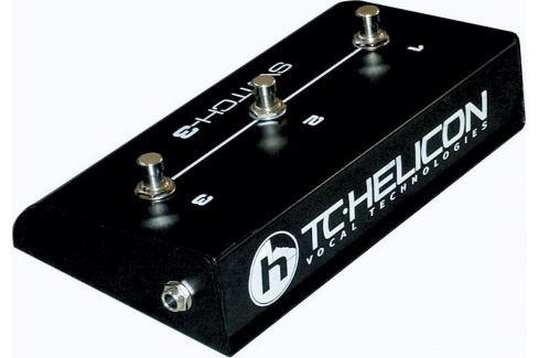 tc-helicon Switch-3 Doplňky pro muzikanty