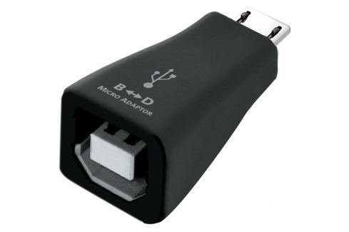 Audioquest USB B NA MICRO 2.0 Doplňky pro muzikanty