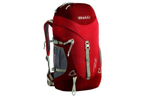 Dětský batoh Boll Scout 24-30 l Barva: červená Dětské batohy a kapsičky