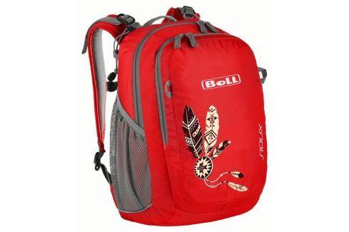 Dětský batoh Boll Sioux 15 Barva: červená Dětské batohy a kapsičky