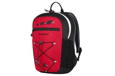 Dětský batoh Mammut First Zip 8 l Barva: červená/černá Dětské batohy a kapsičky