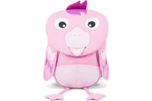 Dětský batoh Affenzahn Finja Flamingo small Dětské batohy a kapsičky