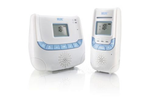 NUK monitor dechu ECO Control+ s displejem Chůvičky