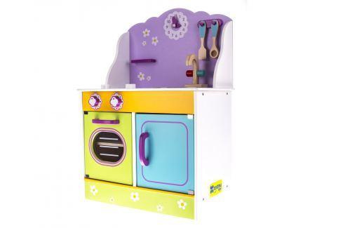ANDREU Toys Barevná kuchyňka Kuchyňky, dílny a hrací nábytek