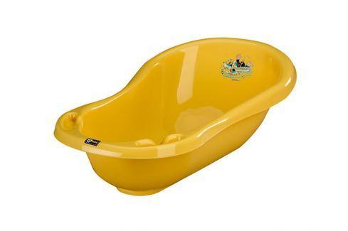 G-mini Vanička Krteček 84 cm - žlutá Vaničky a kyblíky