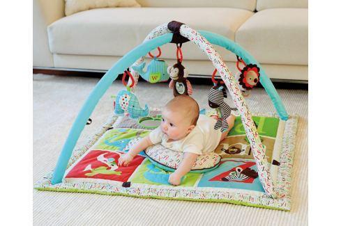SKIP HOP Deka s hrazdou - ABC Zoo Hrací deky a podložky