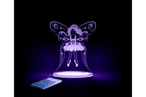 Aloka Noční světýlko Víla + ovladač pro volbu barev Noční světýlka a lampičky